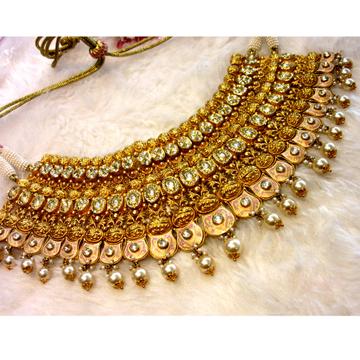 22k 916 queen(maharani) set by