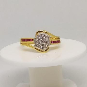 22 k Gold Fancy Ring. NJ-R0991
