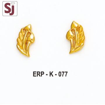 Earring Plain ERP-K-077