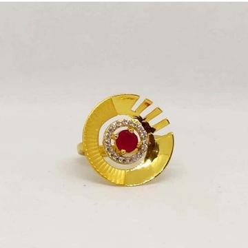 22 k Gold Fancy Ring. NJ-R01003
