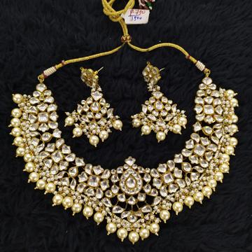 beautiful bridal necklace#719