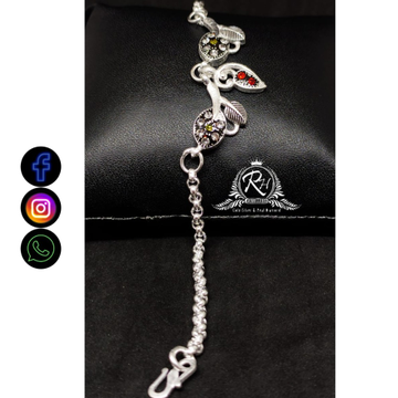 silver anklets payal RH-AP600