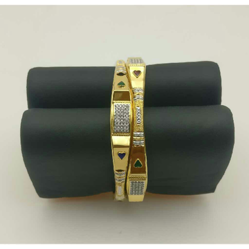 22kt/916 Classic Ladies Gold Kada