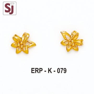 Earring Plain ERP-K-079