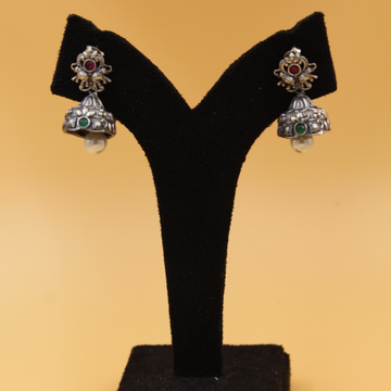 92.5 sterling earrings sl e008