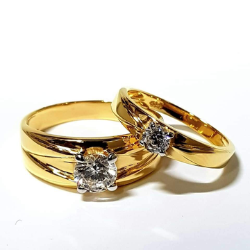 couple ring 916 cz by