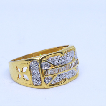 22KT / 916 Gold special wedding ring For Men GRG0017