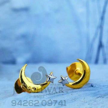 Star Moon Casting Plain Gold Tops CTG -0276
