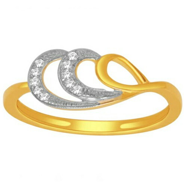 18k gold real diamond ring mga - rdr0020