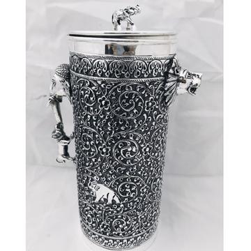 925 Pure Silver Designer Jug With Lion Face PO-247...