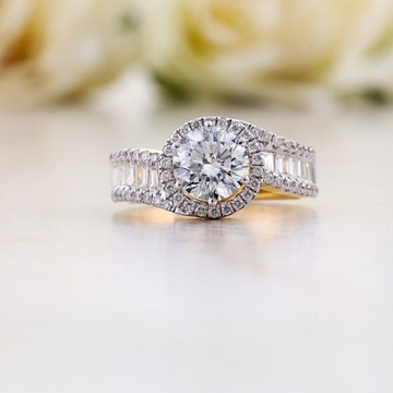 22 ct gold ring atrective design