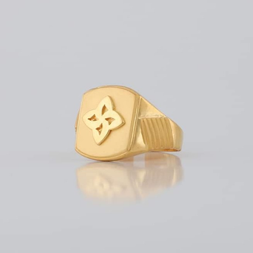 22 Carat gold GENTS FENCY RING RH_GR116