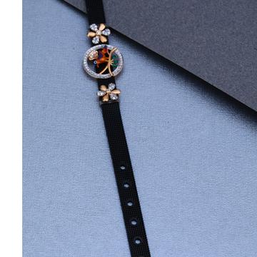 18KT Rose Gold Hallmark Brids Design Watches