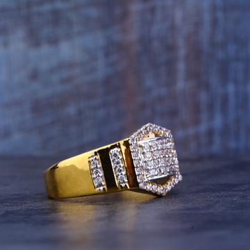 Mens Gold Ring-MR212