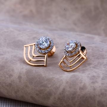 18ct Gold Designer Fancy Earring RE61