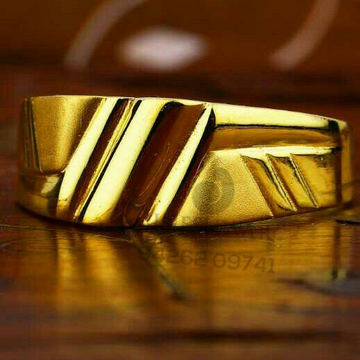 22kt Daily Were Gents Ring