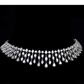 Diamonds Choker JSJ0017