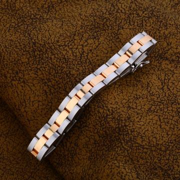 Rose Italian Mens Bracelet-MIB02