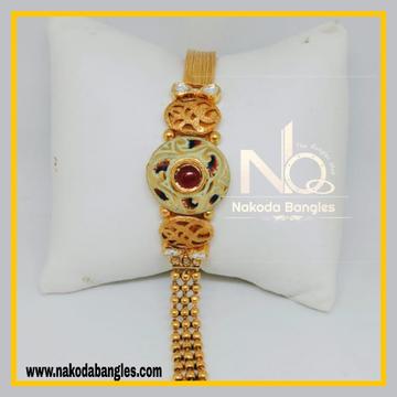 916 Gold Antique Bracelet NB - 556