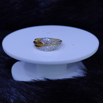 22KT/916 Yellow Gold Tawny Ring For Women