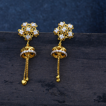 ladies 916 occasional jummar earring -LJE25