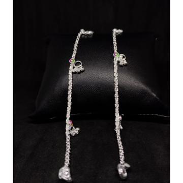silver ladies payal RH-LA892