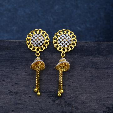 ladies jummar 916 traditional earrings-LJE23