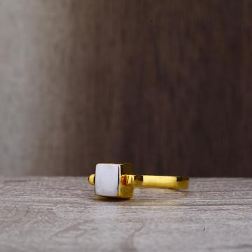 Ladies 916 Plain Gold Fancy Ring-LPR165