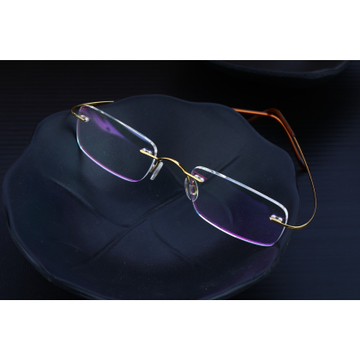 Mens Gold 18k Spectacles-S02