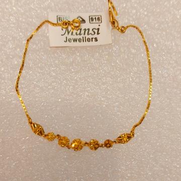 916 ladies delicate bracelet by