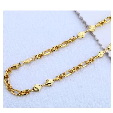22 carat gold stylish choco chain RH-GC558