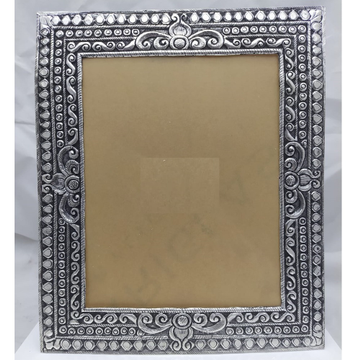 925 Pure Silver Photo Frame In Antique Nakashii wo...