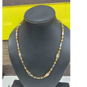 22k Gents Fancy Gold Chain G-9001