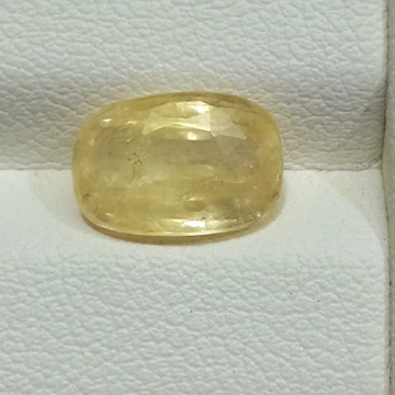 3.59ct oval yellow yellow-sapphire-pukhraj