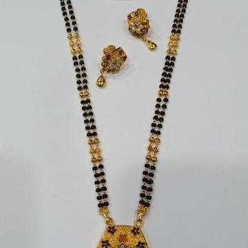 1 gram gold jewelry mangelshutra