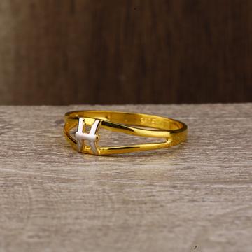 Ladies 916 Gold Casting Ring -LPR115