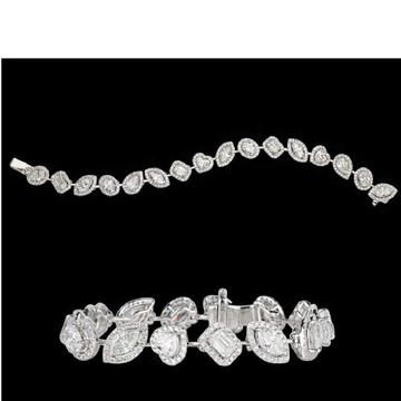 Diamonds BraceletJSJ0062