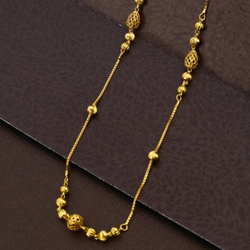 22KT Gold Antique Mala