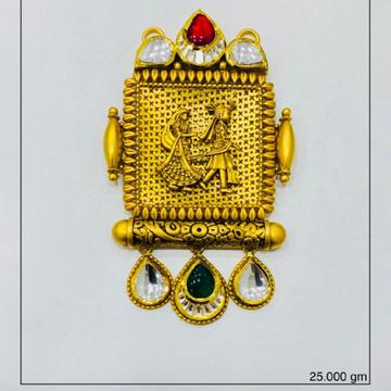 mangalsutra pendal by Dagina Jewellers
