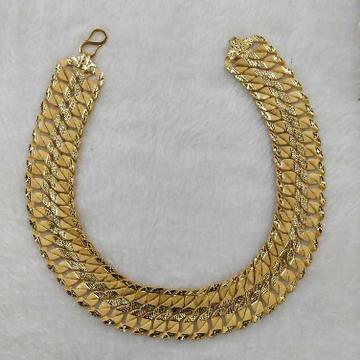 22KT Gold Bahubali Gents Chain