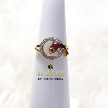 916 New Dolphin Ladies Ring