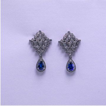 14k  diamond earrings agj-er-136