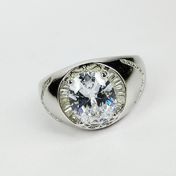92.5 sterling silver enamel ring ml-123