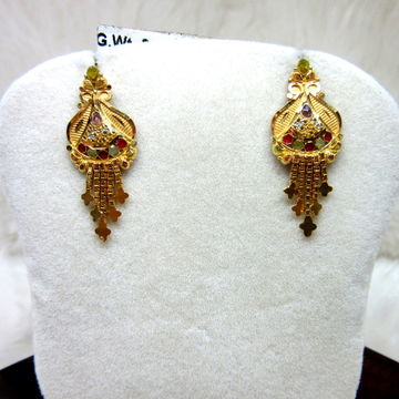 Gold DailyWear Earring
