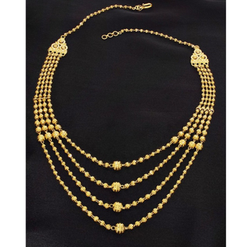 916 GOLD VERTICAL MALA