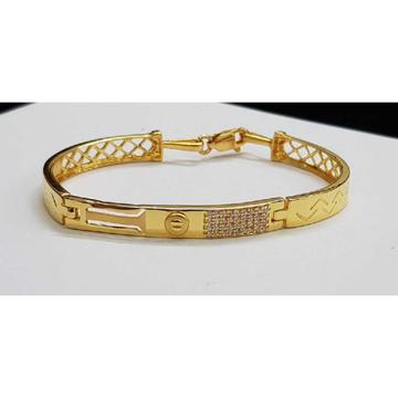 916 Gents Fancy Gold Bracelet G-3442