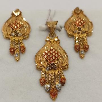 GOLD PENDANT by Narayan Jewellers