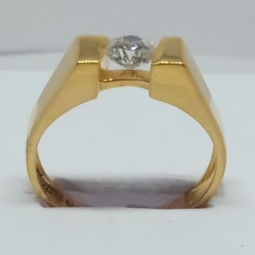 916 Gold Gents Ring LJ-13
