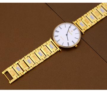 22KT Gold exclusive Men's Watch MW36