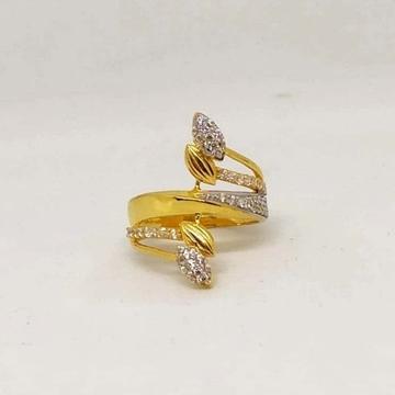 22 k Gold Fancy Ring. NJ-R01002
